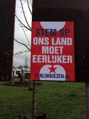 Foto: Wilma Kurvers / SP Horst aan de Maas